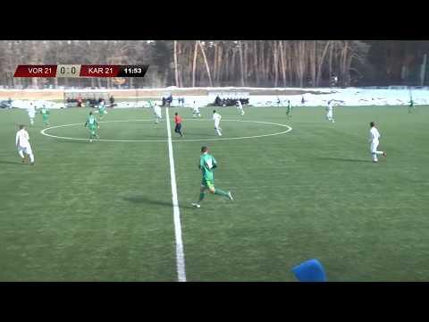 vorskla: Friendly. FC Vorskla U-21  - FC Karpaty U-21
