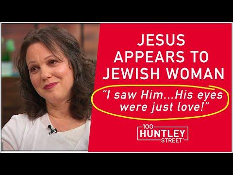 Jesus Appears To Jewish Woman,