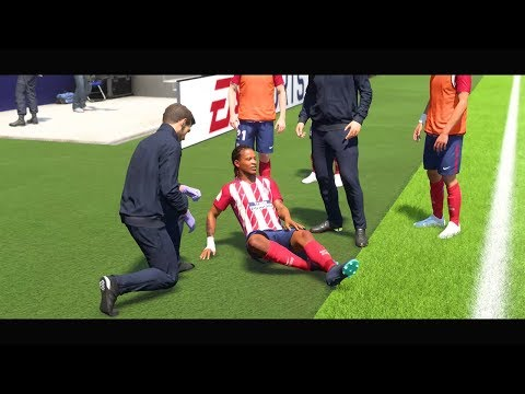 WHAT HAPPENS WHEN ALEX HUNTER GETS INJURED FOR 2 MONTHS ??- FIFA 18 THE JOURNEY