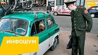 Минобороны планирует отбирать у россиян автомобили в случае войны / Инфошум