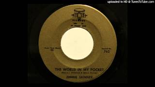 Jimmie Skinner - The World In My Pocket (Jewel 762) [1967]