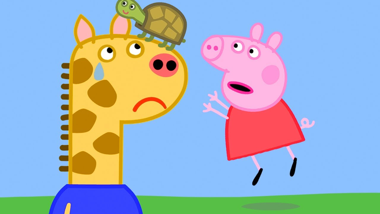 Peppa Pig Official Channel ? Finding Tiddles the Tortoise with Peppa Pig
