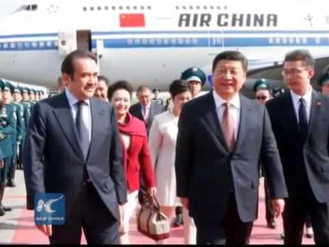 China, Kazakhstan agree to align development strategies