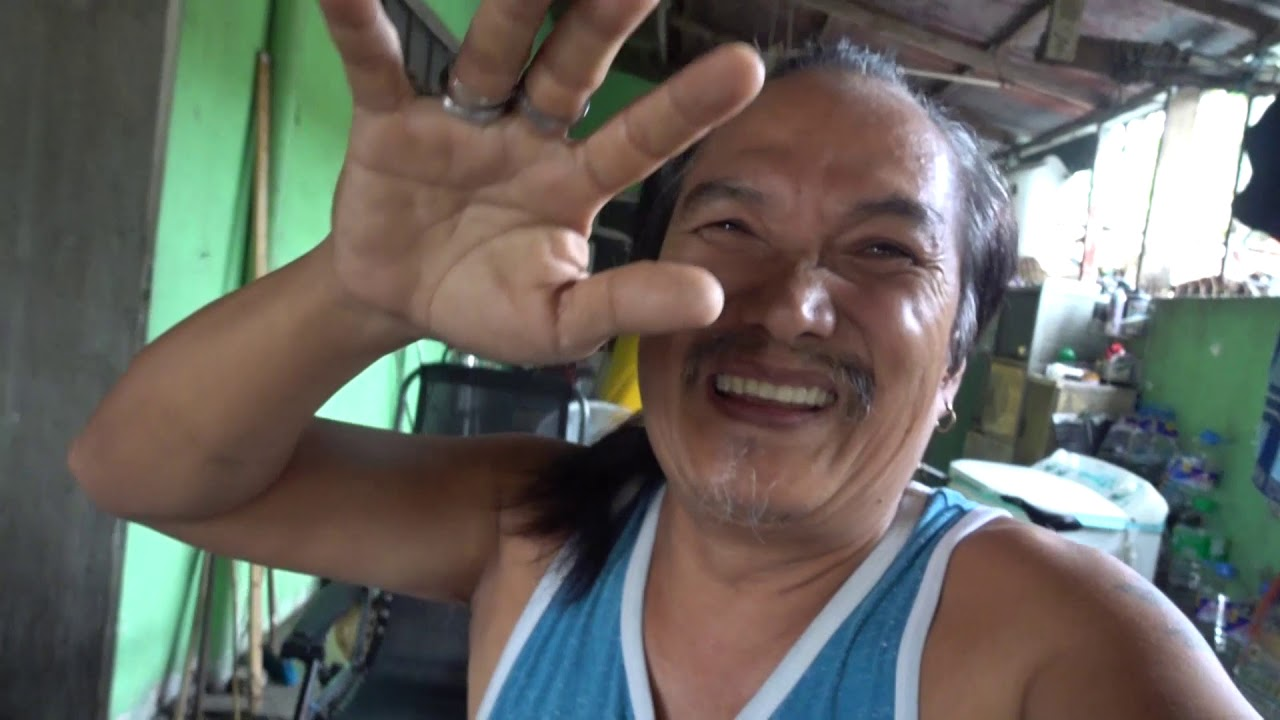 DADDY LOUIE KALBO CHALLENGE
