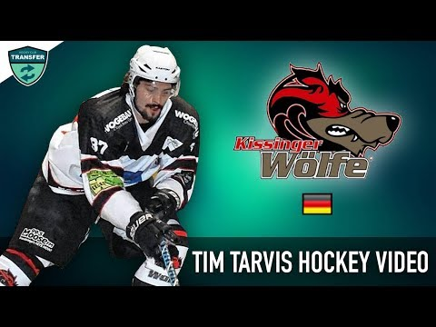 Tim Tarvis Hockey Video (HC Transfer - www.transferhc.com)