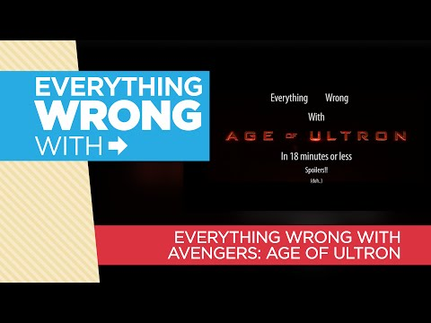 """Everything Wrong With """"Everything Wrong With Avengers: Age of Ultron"""""""