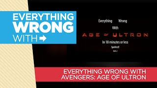 "Everything Wrong With ""Everything Wrong With Avengers: Age of Ultron"""