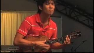 Jake Shimabukuro - Blue Roses Falling - Concert Video #2