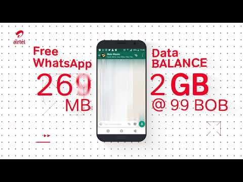 Chat Sare With Airtel Free WhatsApp