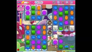 Candy Crush Saga Level 1227 no Booster