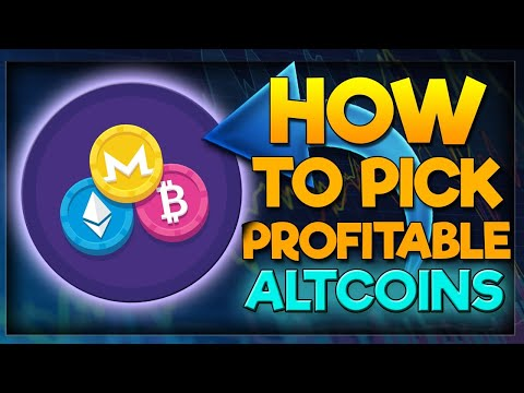How To Pick Profitable Altcoins