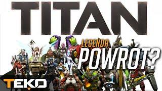 Blizzard wskrzesza Project Titan? [Overwatch]