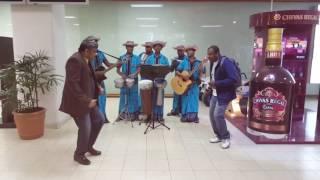 """KATUNAYAKE  AIRPORT  DANCE"""""""