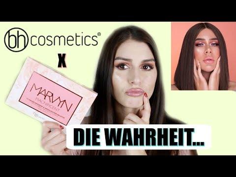 100% ehrliche Meinung & Review zur Marvyn Macnificent x BH Cosmetics Palette ... thumbnail