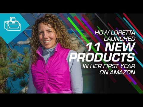 [CASE STUDY] How Loretta Launched 11 New Amazon FBA Products In Her First Year