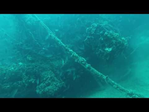 Fantastico Wreck Dive 4