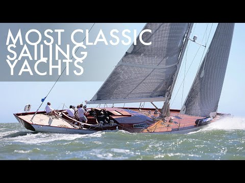 Top 5 Classic Sailing Yachts by Spirit Yachts   Price & Features
