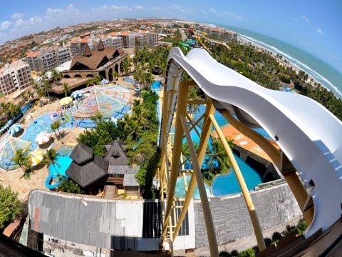 Top 10 Wildest Waterparks In The World