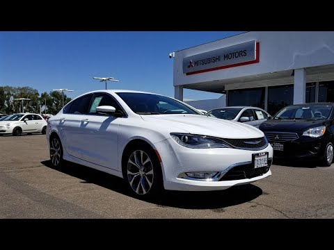 Chrysler 200C Platinum! 2016 Chrysler 200C Platinum review!