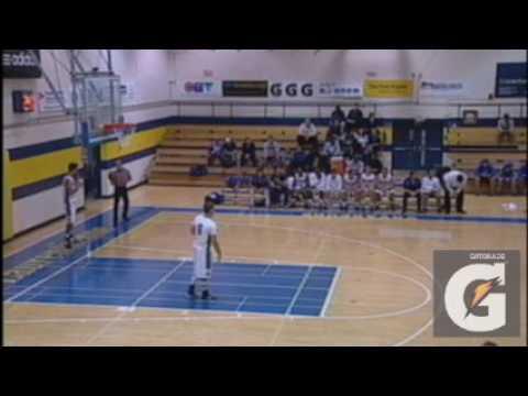 Cape Breton University Capers vs Western University Mustangs - October 21st 2011