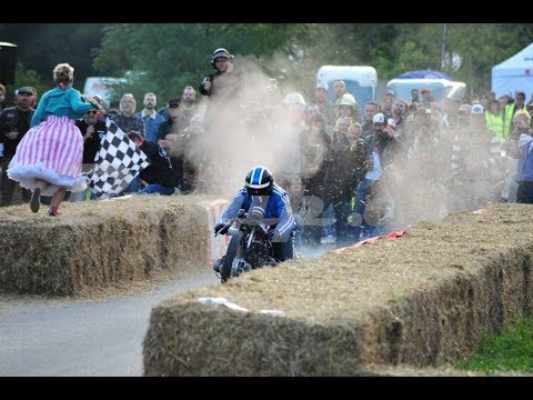 Glemseck 101 in 2017, Cafe Racer meeting and 1/8 mile sprint race