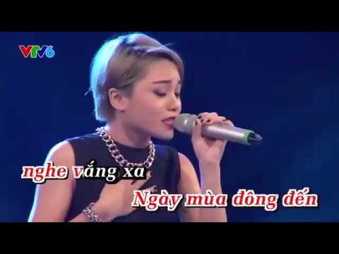 Mot Ngay Mua Dong - karaoke