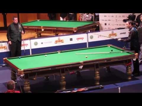 European Snooker Championship Final 2015 - Malta