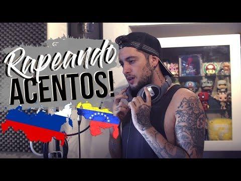 RAPEANDO DISTINTOS ACENTOS | CYCLO