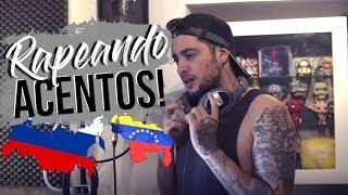 RAPEANDO DISTINTOS ACENTOS | CYCLO thumbnail