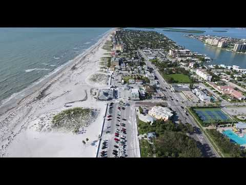 ClearWater Beach Florida After Irma Raw 2