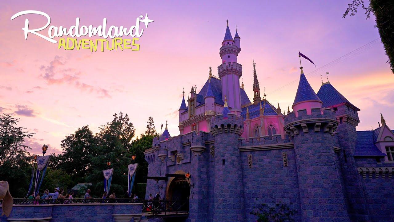 Disneyland is 66! The Anniversary of the Original Magic Kingdom!