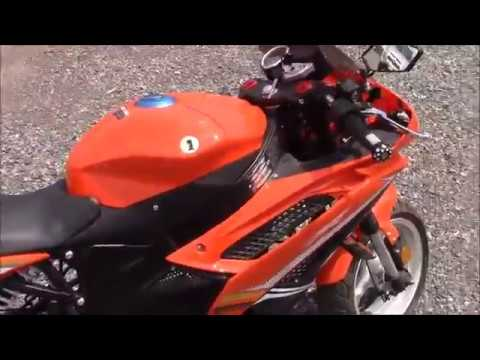 Venom x18 Super Pocket Bike Mid Size Motorcycle EXPOSED - Detailed Walk Around + In Depth Look
