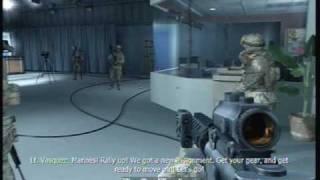 "Call of Duty 4: Modern Warfare - Mission #4 - ""Charlie Don"