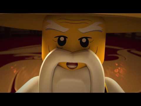 LEGO Ninjago - Добро пожаловать в команду Сэнсэя Ву