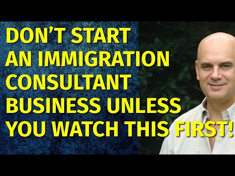 How to Start a Immigration Consultant Business   Including Free Business Plan Template