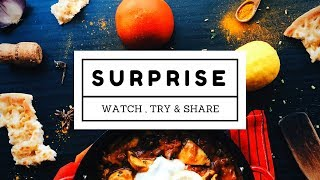 Surprise for my Subscribers | My Kitchen My Dish