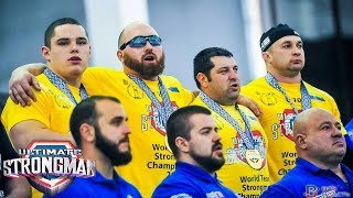 World Team Ultimate Strongman Championship 2017