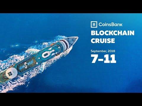CoinsBank Blockchain Cruise Mediterranean