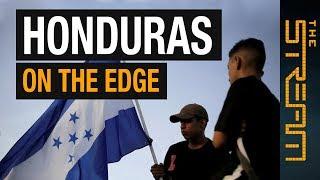 What is behind the exodus of people from Honduras?
