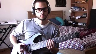 Labrinth - Last Time (Knife Party Remix) Guitar Cover
