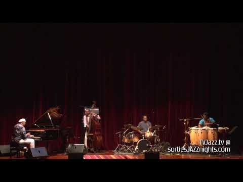 Chucho Valdés Quartet - CongaDanza @ 2018 Panama Jazz Festival - TVJazz.tv