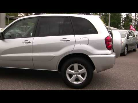 Elegant 2005 TOYOTA RAV4 L   Stock Number 50070693P   Coggin Toyota Of The Avenues    Walkaround   YouTube