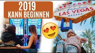 NEUJAHR IN LAS VEGAS + NEUES INTRO
