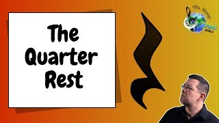Music Theory for Kids: Quarter Rest