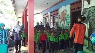 Lagu Anak Tematik Untuk Mengajar TK, PAUD