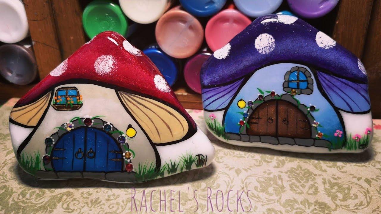 Fairy Mushroom House Youtube