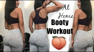 AT HOME BOOTY and LEG Workout | Full Workout