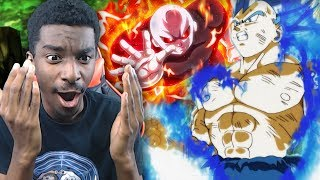 JIREN GOES FULL POWER! Dragon Ball Super LIVE REACTION! Episode 127