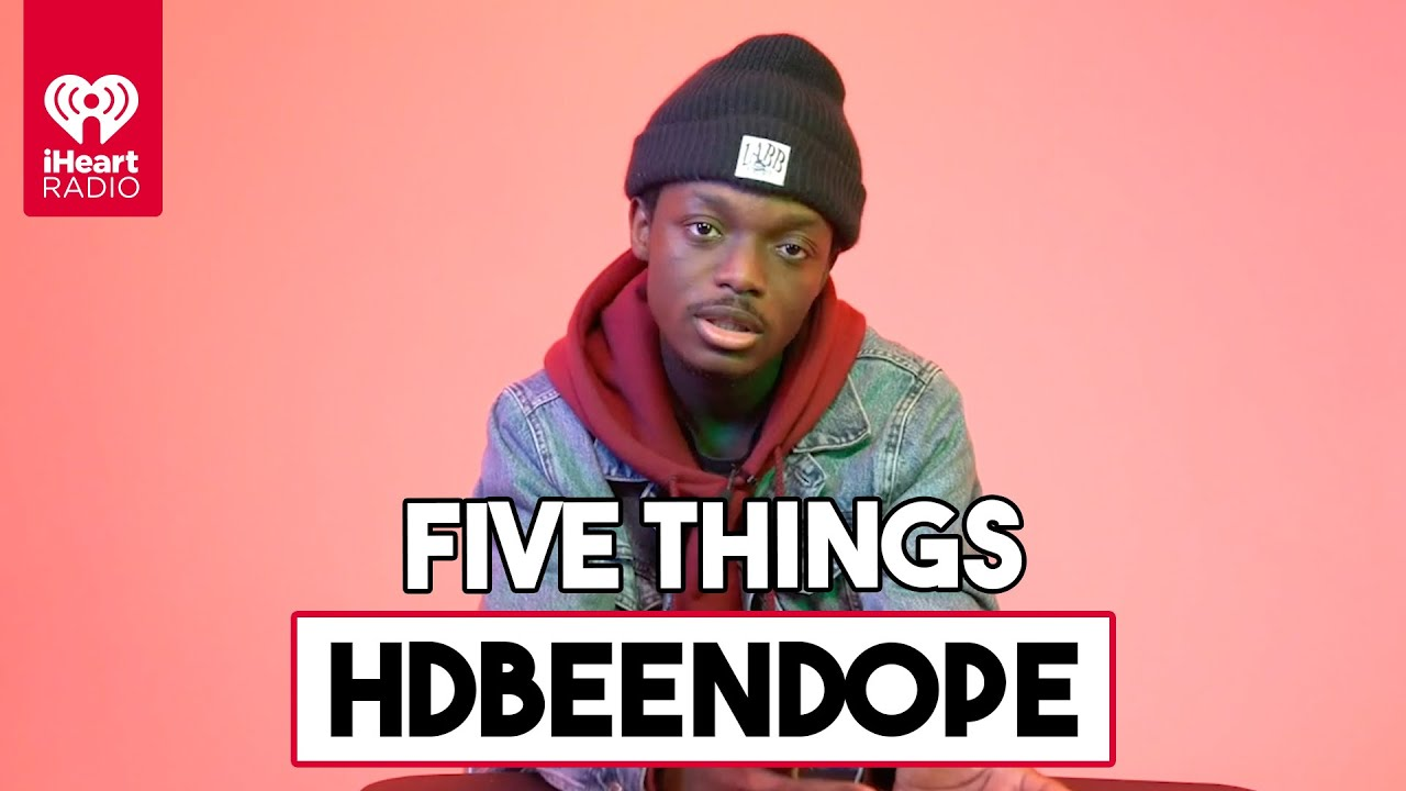 5 Things HDBeenDope Can't Live Without On Tour! | Five Things