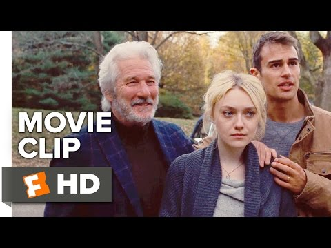 The Benefactor Movie CLIP - Welcome Home (2016) - Richard Gere, Dakota Fanning Movie HD